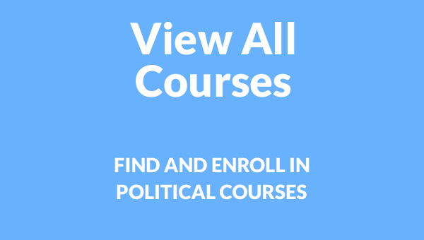 View All Courses - Find and Enroll In Political Courses - Leadership for America